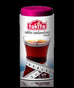 Takita Tablet Tatlandırıcı (650 tablet)