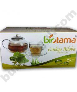 Ginkgo Biloba Çayı 25'li Paket