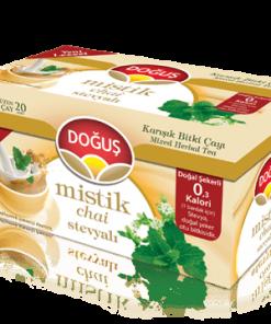 Doğuş Mistik Bitki Çayı Stevyalı 20'li Paket