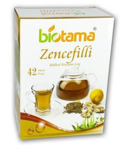 Zencefilli Çay 42'li Paket